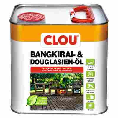 Bangkirai- und Douglasien-Öl 2,5 l