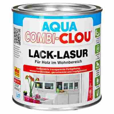 Lacklasur 'Aqua Clou' blau 375 ml