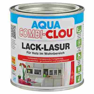 Lacklasur 'Aqua Clou' weiß 375 ml