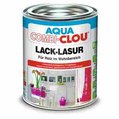 Lacklasur 'Aqua Clou' weiß 750 ml