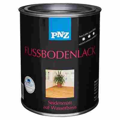Fußbodenlack seidenmatt 750 ml