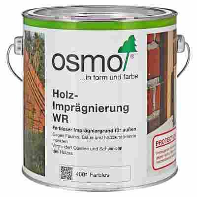 Holzimprägnierung WR farblos 2,5 l