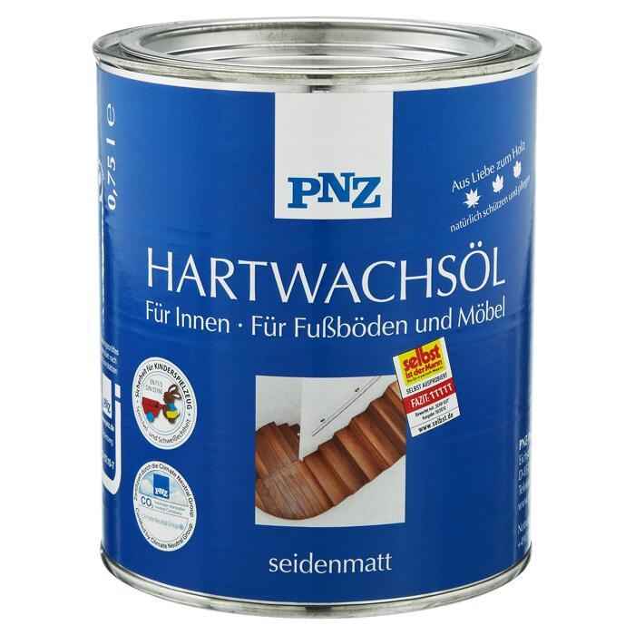 Pnz Hartwachsol Farblos 750 Ml ǀ Toom Baumarkt