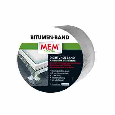 Bitumen-Band alu 10 cm x 10 m