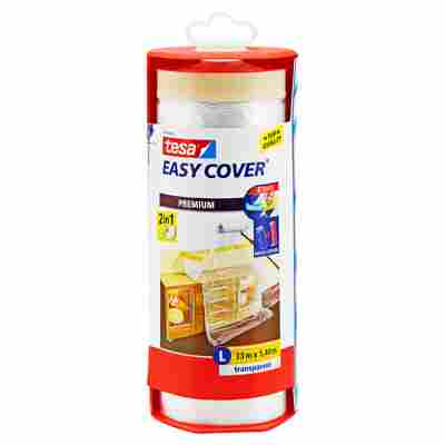 Tesa Easy Cover Abdeckfolie im Abroller 3300 x 140 cm