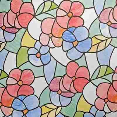 Klebefolie 'Lisboa' 200 x 45 cm