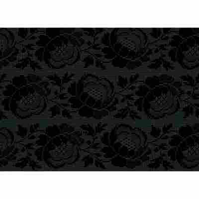 Klebefolie 'Gloria' schwarz 200 x 45 cm