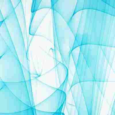 Klebefolie 'Trendyline' Murano blue 200 x 45 cm