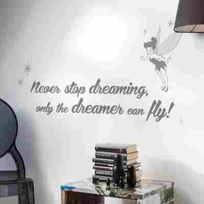 Komar Walltattoo 'Never stop dreaming' 50 x 70 cm