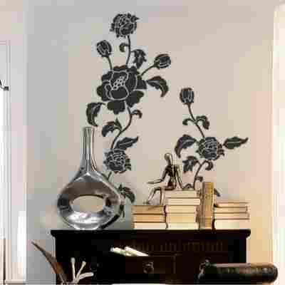 Komar Walltattoo 'Tiffany' 50 x 70 cm