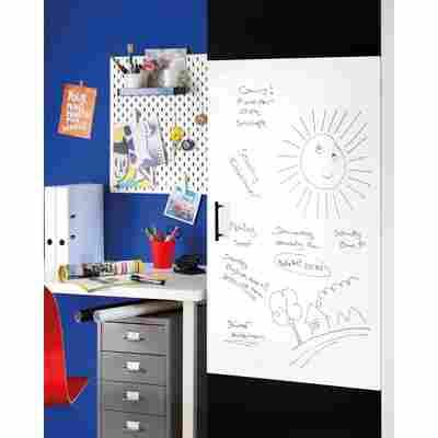 Whiteboard Folie PET + 60 x 120 cm