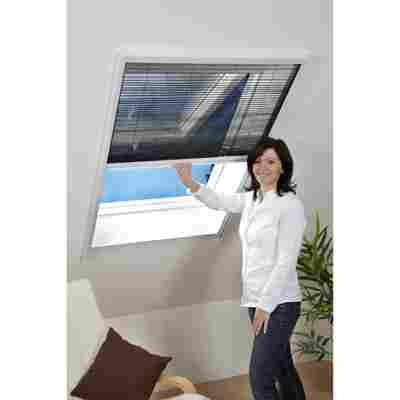 toom Alu Dachfenster Basic 110x160cm weiß