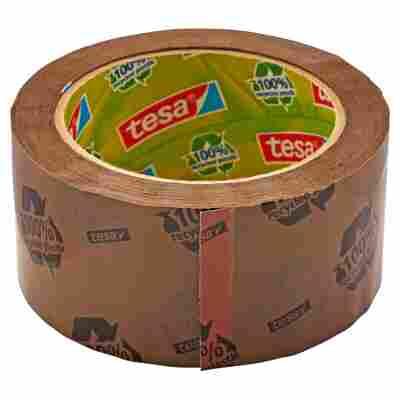 Verpackungsklebeband 'Eco & Strong' Braun 66m