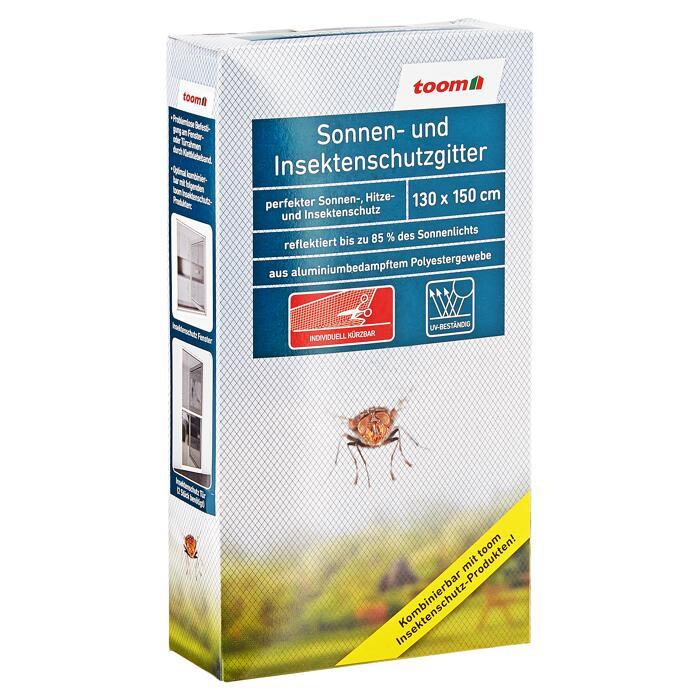 Toom Sonnen Und Fliegenschutzgitter 150 X 130 Cm ǀ Toom Baumarkt