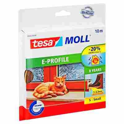 """Tesa Moll """"E-Profil"""" Gummidichtung 10 m"""