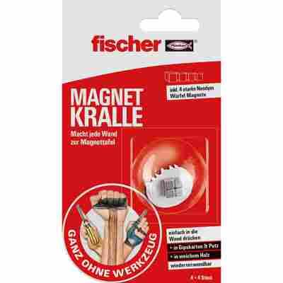 Magnetkralle 'Ganz ohne Werkzeug' 8-teilig