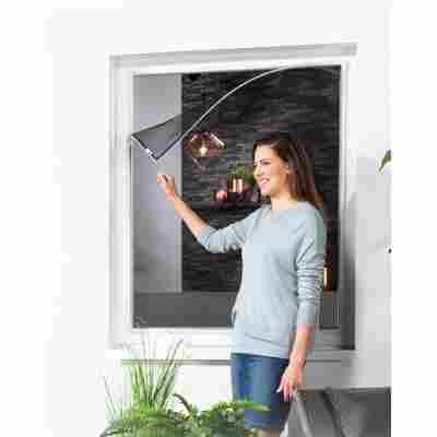 Magnet-Bausatz für Fenster 'Master Slim' 130 x 150 cm weiß