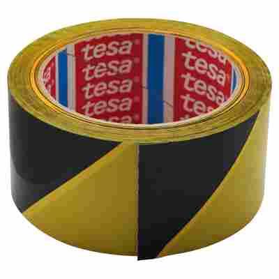 Signalband schwarz-gelb 66 m