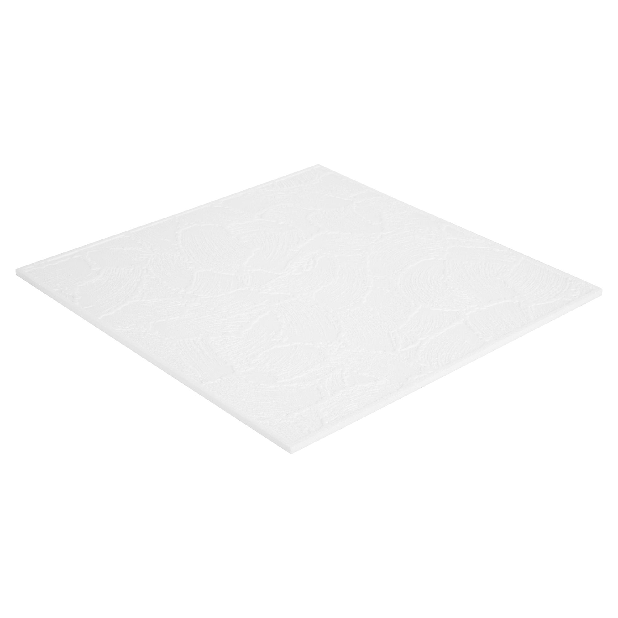 Deckenplatten weiß 20 m² 20 Stück