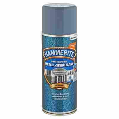 Metallschutzlack-Spray 'Direkt auf Rost' dunkelgrau Hammerschlag-Effekt 400 ml