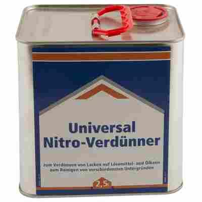 Universal Nitro-Verdünner 2,5 l