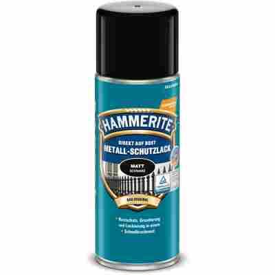 Metallschutzlack-Spray 'Direkt auf Rost' schwarz matt 400 ml