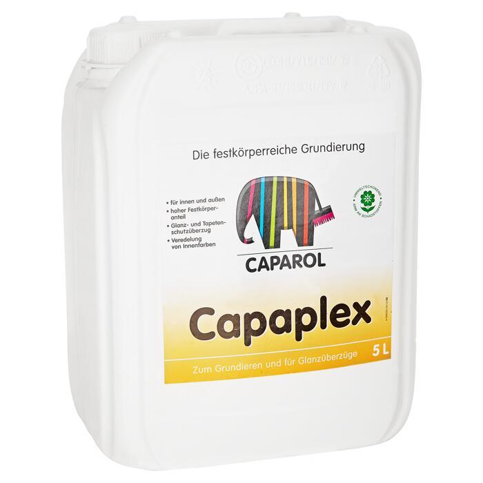 """Caparol Grundierung """"Capaplex"""" transparent 5 l ǀ toom Baumarkt"""