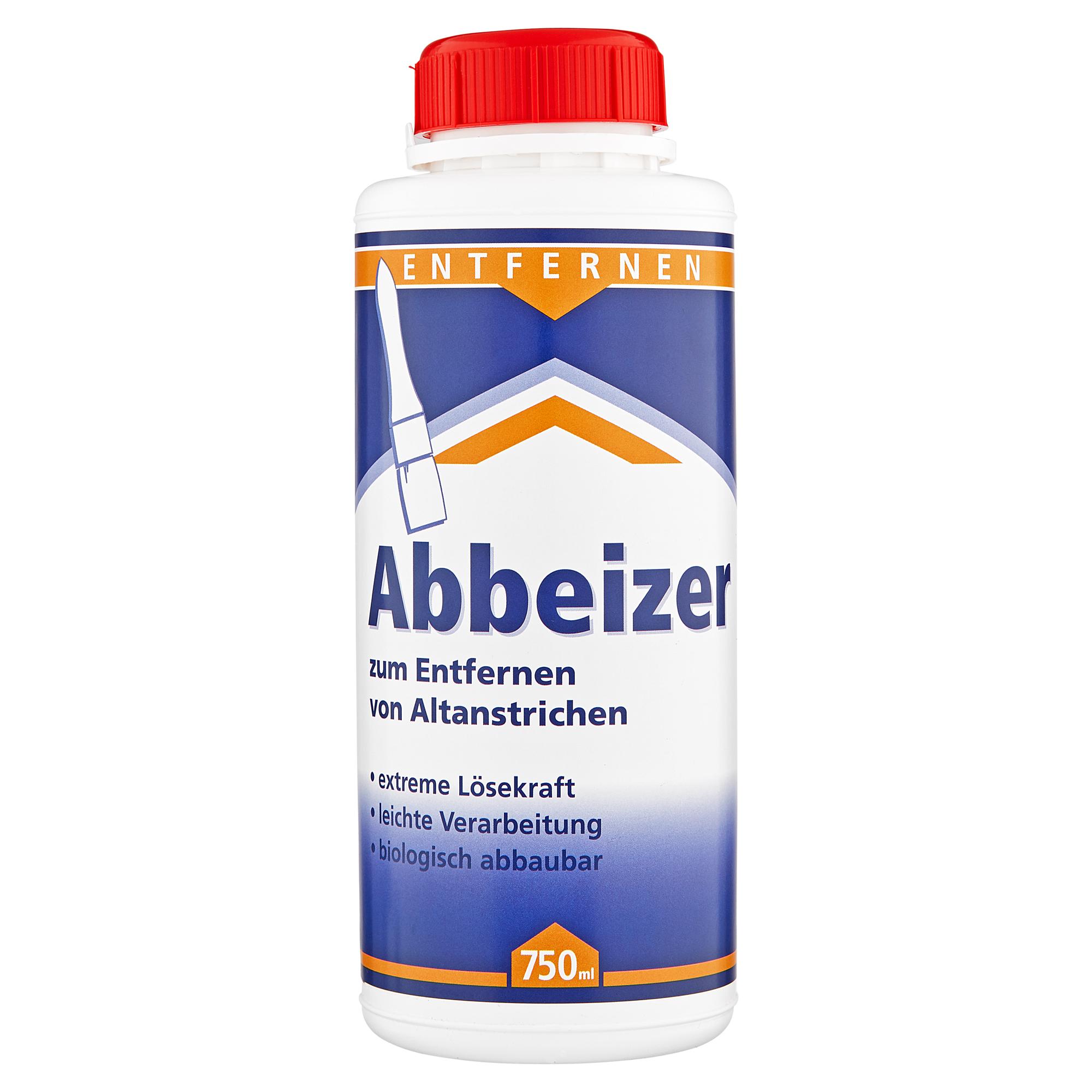 abbeizer 750 ml ǀ toom baumarkt