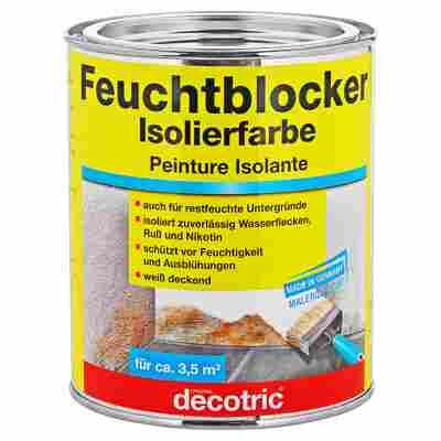 """Isolierfarbe """"Feuchtblocker"""" weiß 750 ml"""