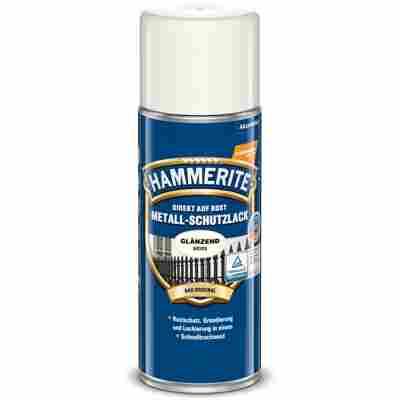 Metallschutzlack-Spray 'Direkt auf Rost' weiß glänzend 400 ml