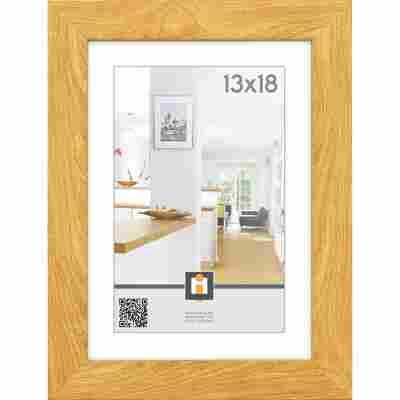 Bilderrahmen 'Livorno' 17 x 22 cm braun