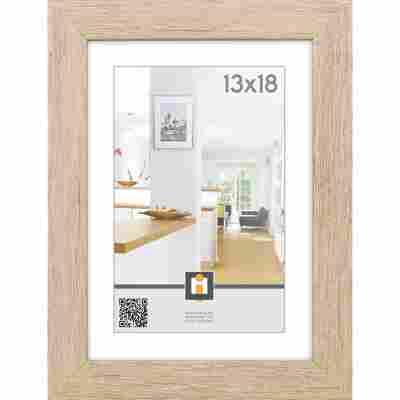 Bilderrahmen 'Livorno' 17 x 22 cm grau
