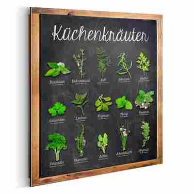 Deco Panel Küchenkräuter