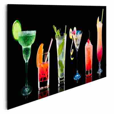 Deco Panel Cocktails