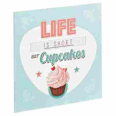 "Decopanel ""Cupcakes"" 29 x 29 cm"