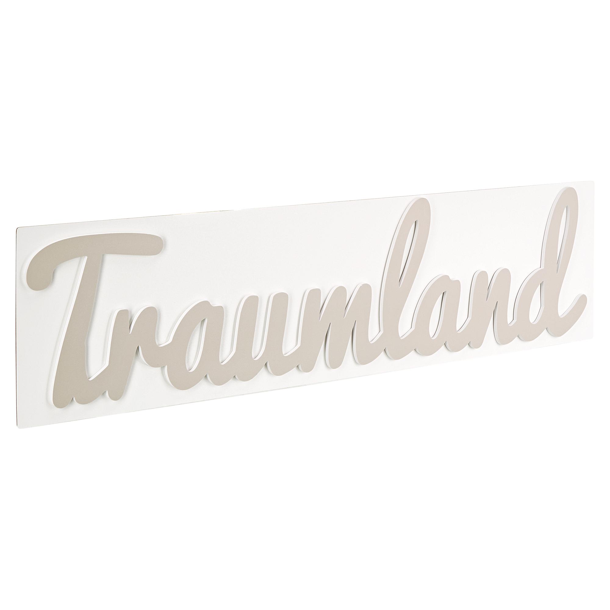 Pro Art Dekoschriftzug Traumland 120 X 30 Cm ǀ Toom Baumarkt