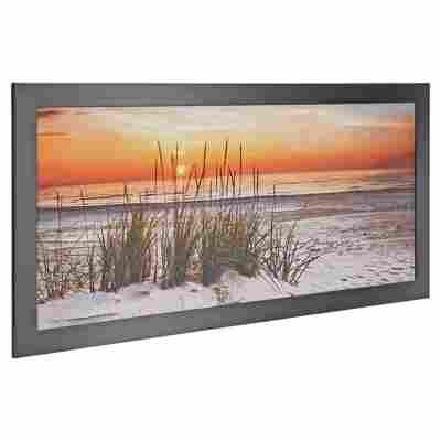 "Rahmenbild Framed ""Abendrot"" 130 x 60 cm"