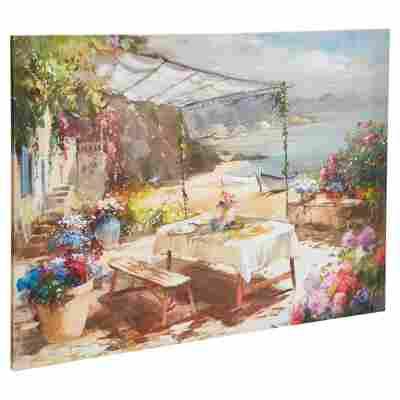"Leinwandbild Canvas ""Whisper of Summer"" 77 x 57 cm"