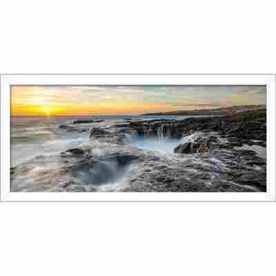 Framed-Art 'Landschaft', 60 x 130 cm