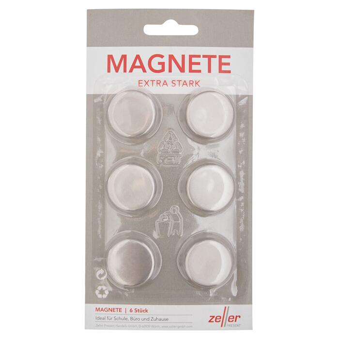 Magnetset Edelstahl