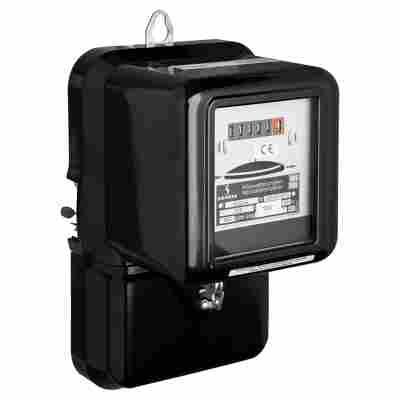 Düwi Wechselstromschalter schwarz 10/40 V