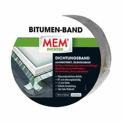 Bitumen-Band alu 7,5 cm x 10 m
