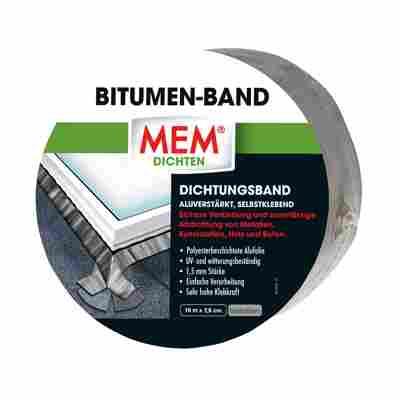 Bitumen-Band blei 7,5 cm x 10 m
