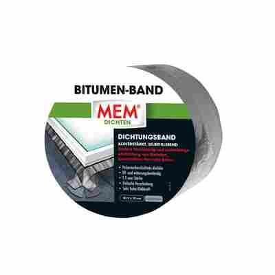 Bitumen-Band blei 10 cm x 10 m