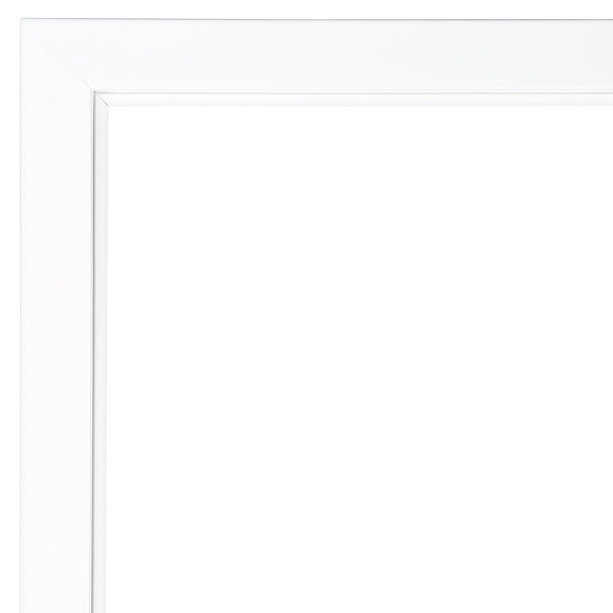 Türzarge weiß  Türzarge GL223 Laminit weiß 73,5 x 10 cm rechts | toom Baumarkt