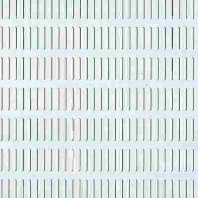 Lochblech Alu eloxiert 100 x 20 x 0,07 cm