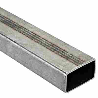 Rechteckrohr kaltgewaltzt 35 x 20 x 1,5 mm, 1 m