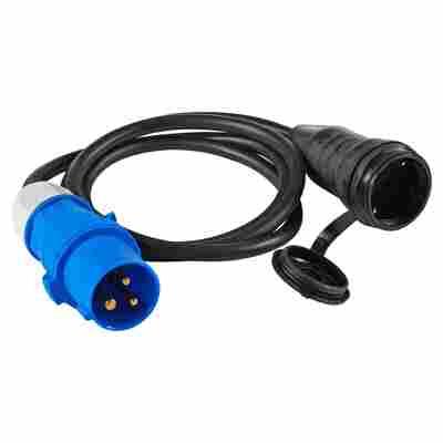 Adapterleitung H07RN-F 3G1,5 CEE-Stecker 230 V