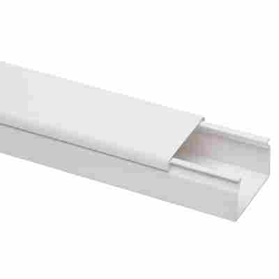 Kabelkanal weiß 2000 x 40 x 25 mm