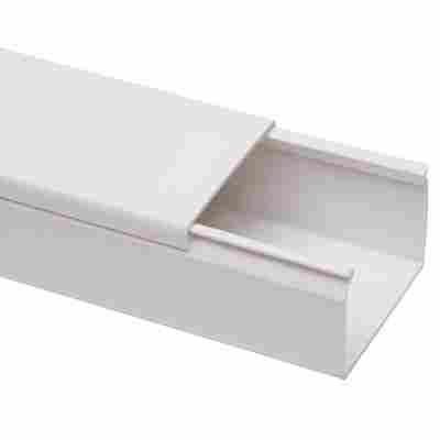 Kabelkanal weiß 2000 x 60 x 40 mm